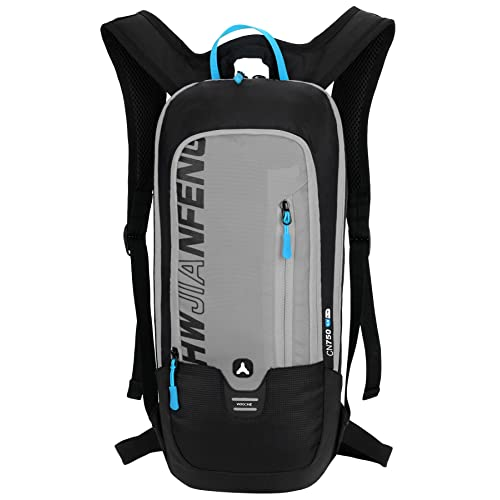 14e8fdb7c775 Veenajo 10L Cycling Backpack Water-Resistant Biking Rucksack Breathable Hydration  Pack Lightweight Ski Rucksack for