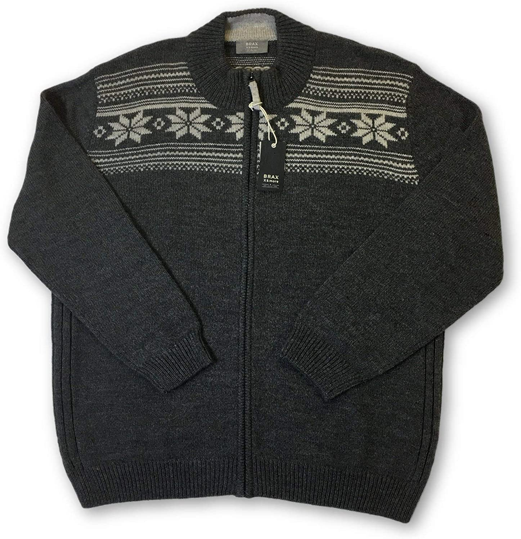 Brax 'Jakarta' Knitwear in grau
