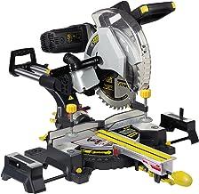 Sierra inglentadora RADIAL Potencia 2000W Diámetro 305mm Capacidad de corte maxi 90X340mm, Función radial, Tipo de transmisión correa
