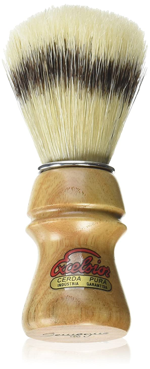 暴徒宇宙飛行士穏やかなSemogue 1800 Superior Boar Bristle Shaving Brush by Semogue