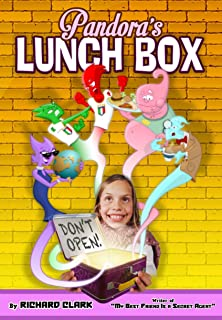 Pandora's Lunch Box: Don't Open! (English Edition)