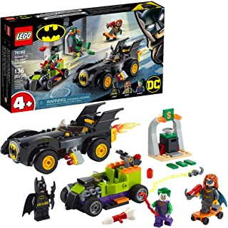 LEGO Batman Batmobile Collectible Minifigures