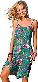 a458ad85ca8c VENCA Vestido Corto Detalle Trenzado en Tirantes y Escote Mujer by  VencaStyl - 024498