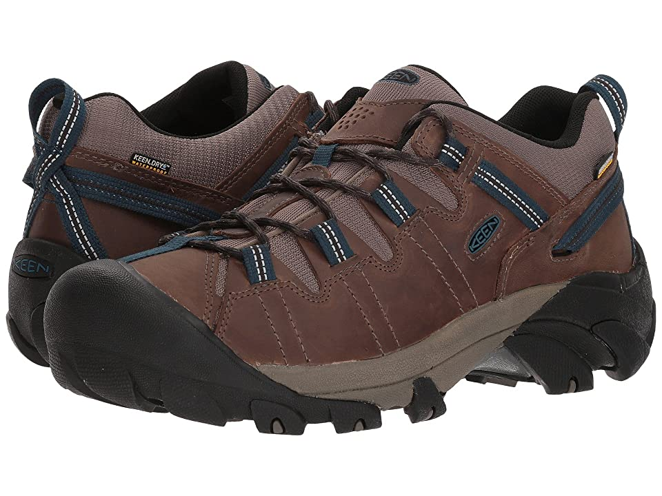 Keen Targhee II Waterproof (Bungee Cord/Legion Blue) Men