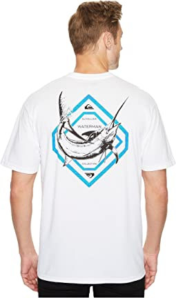 Quiksilver Waterman - Poortimy Short Sleeve Tee