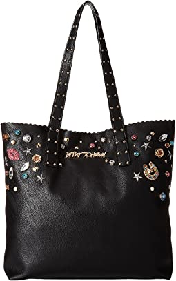 Betsey Johnson - Pearly Jewels Tote