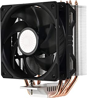 Cooler Master Hyper 212 EVO V2 CPU Cooling System - Better Performance, Upgraded Features - Offset Heat Sink, 4 Direct Con...