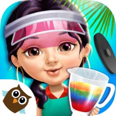 The best game for girls this summer now with new activities: boat party, ice slush & dolphin rescue! Spend your summer with Sweet Baby Girl & her friends in a paradise seaside resort! Animal care, ocean clean up, delicious snacks, summer makeover & m...
