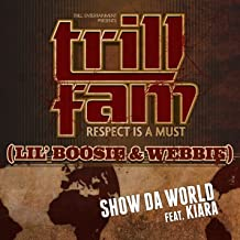 Show Da World (feat. Kiara) [Explicit]