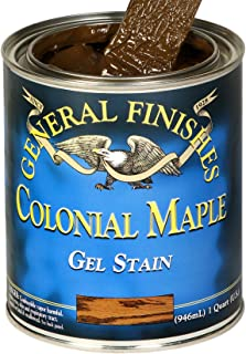 Best general finishes gel stain colonial maple Reviews