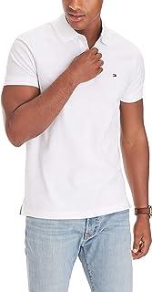 Men's Short Sleeve Polo Shirt in Custom-fit