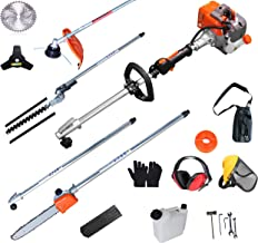 PROYAMA 26cc 5 in 1 Trimming Tools, Multi Functional Sets Gas Hedge Trimmer, String..