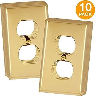 Best brass wall plate Reviews