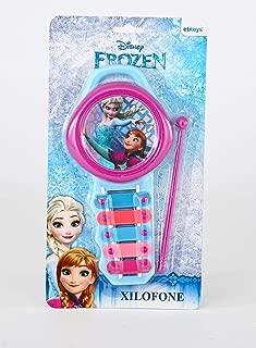 Xilofone Frozen Etitoys Azul