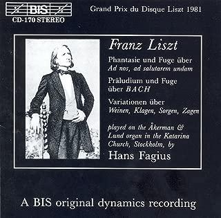Best liszt organ music Reviews