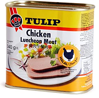 Tulip Chicken Luncheon Meat, 340g, Product of Denmark