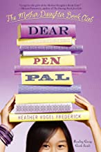 Dear Pen Pal (The Mother-Daughter Book Club 3)