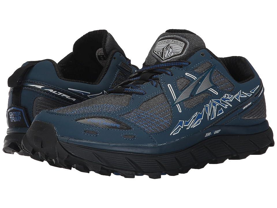 Altra Footwear Lone Peak 3.5 (Blue) Men