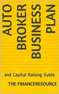 auto broker business plan