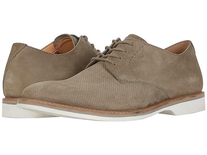 Clarks  Atticus Lace (Sage Nubuck) Mens Shoes