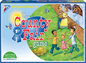 The County Fair Game by J. Bell-Jones