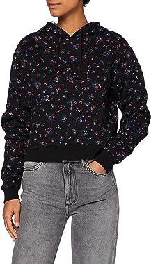 Vans Beauty Floral Hoodie Sweatshirt Capuche Femme