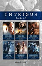 Intrigue Box Set 1-6 March 2020/Before He Vanished/South Dakota Showdown/Mysterious Abduction/Undercover Rebel/Ranger Warr...