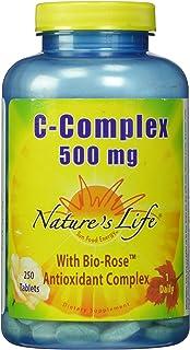 Nature's Life C-Complex 500 mg   250 ct