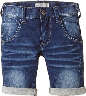 NAME IT RAS Kids Dnm Reg Long Shorts Noos S Niños