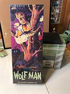 The Wolfman Model Kit Aurora Re-issue Polar Lights