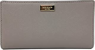 Laurel Way Stacy Saffiano Leather Wallet
