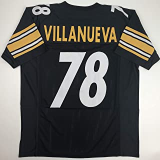 steelers alejandro villanueva shirt