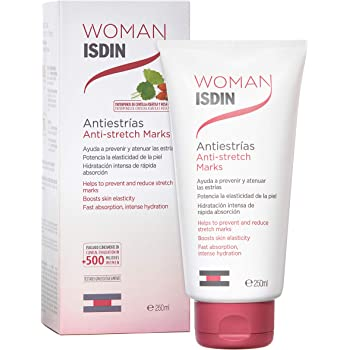 ISDIN Antiestrías Crema Para Prevenir Y Atenuar Las Estrías - 250 ml.