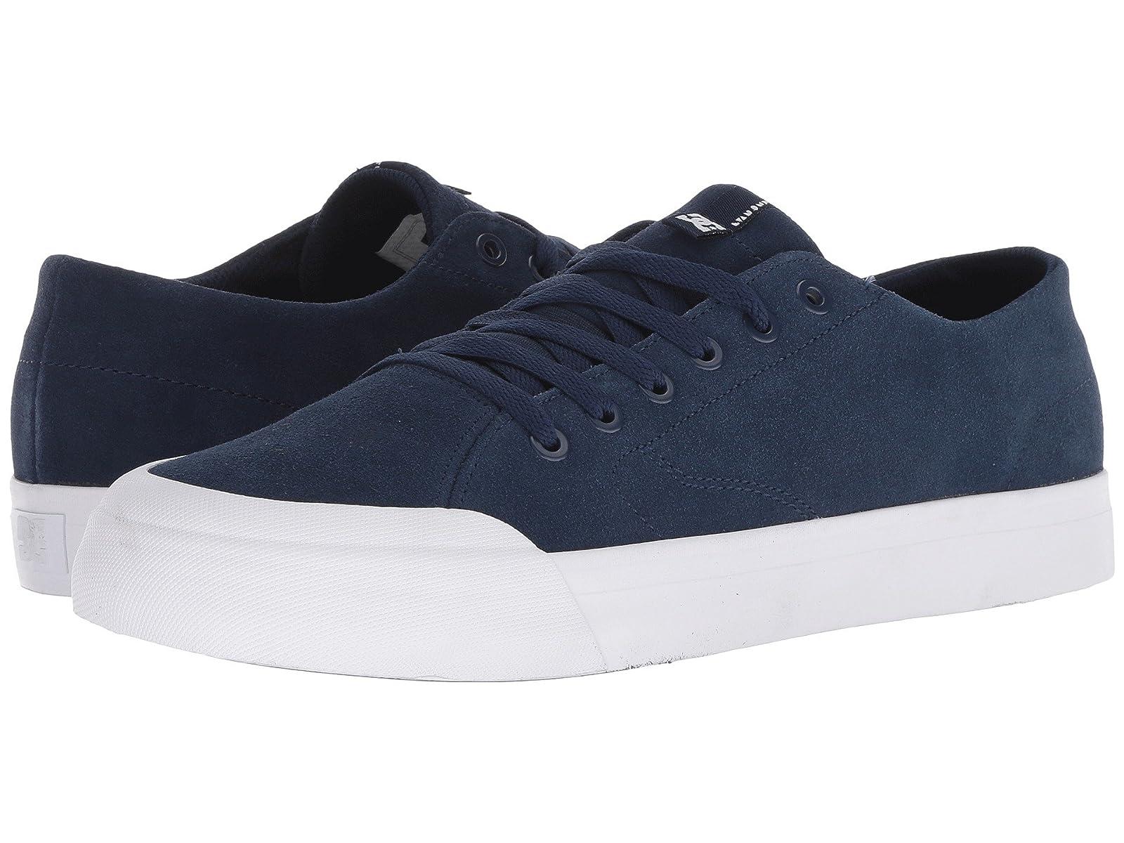 DC Evan Lo ZeroAtmospheric grades have affordable shoes