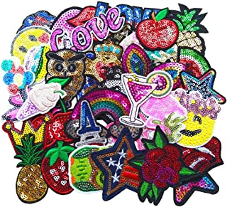 Best girly iron on patches Reviews