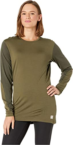 Keb Wool T-Shirt Long Sleeve