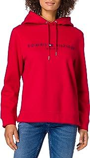 Tommy Hilfiger Regular Hilfiger Hoodie Sweatshirt Capuche Femme