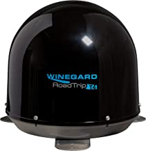 Winegard Black RT2035T T4 in-Motion RV Satellite Antenna