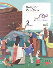Religion catolica. 2 EP. Nuestra casa [Madrid]
