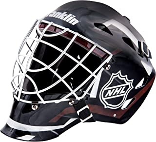 Franklin Sports Youth Hockey Goalie Masks -Street Hockey Goalie Mask for Kids - GFM1500 - Perfect for Street and Indoor Hockey