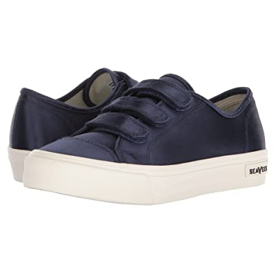 SeaVees Boardwalk Sneaker (Marine) Women
