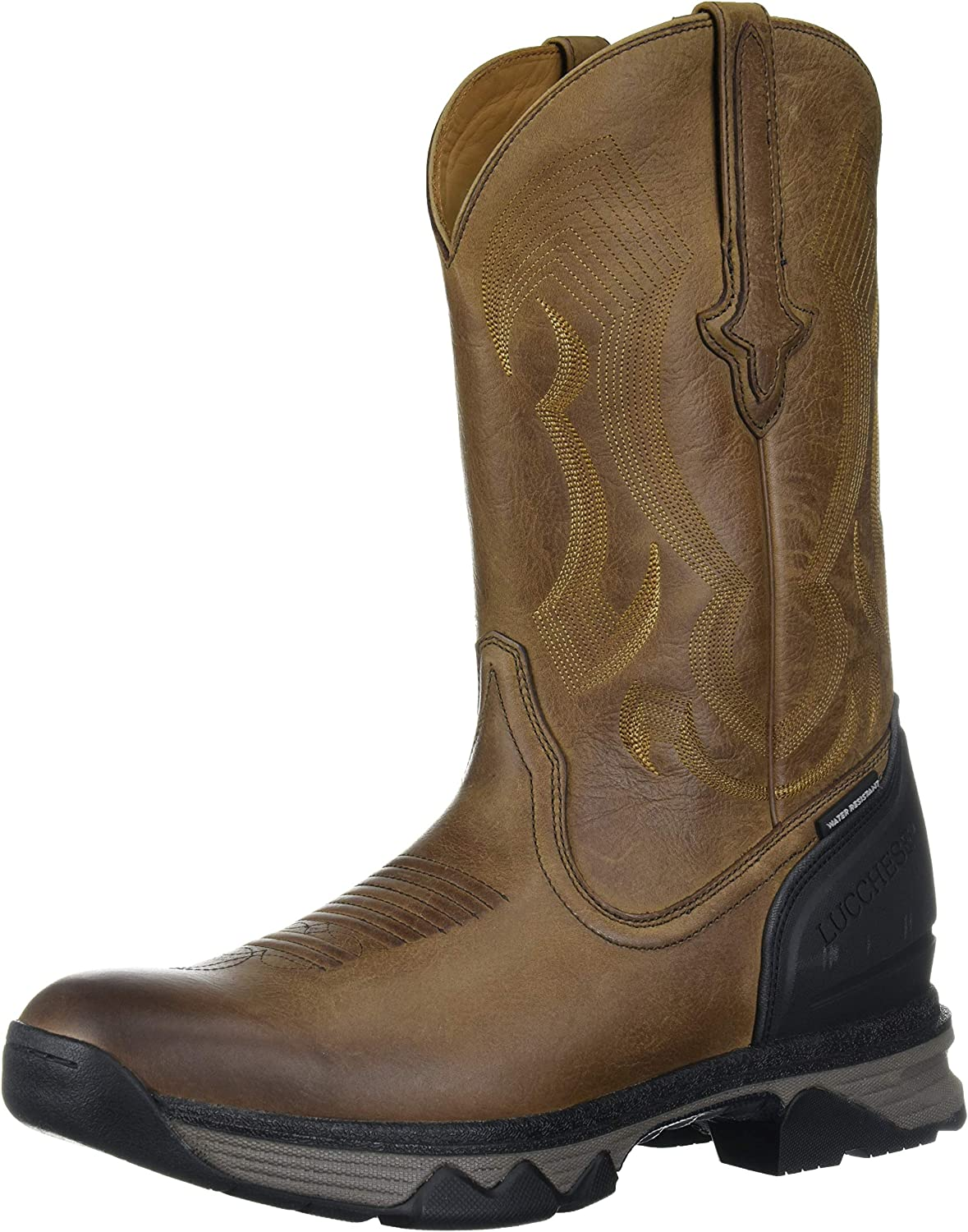 At the price of surprise Lucchese Bootmaker Men's Performance Molded Pull Attention brand ON 12