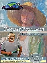 Fantasy Portraits in the Garden