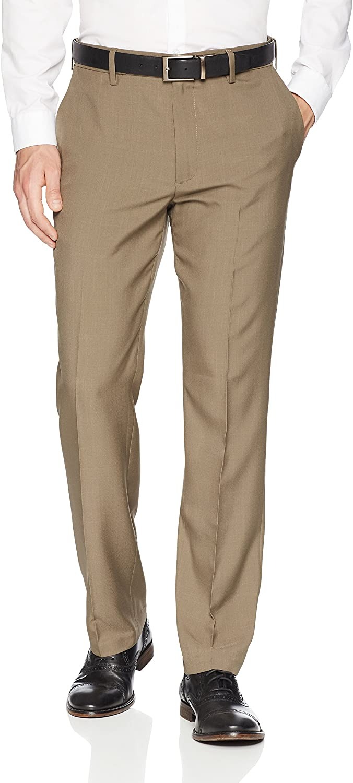 Franklin Tailored Men's Expandable Waist El Paso Mall Max 45% OFF Dress Pants Classic-Fit