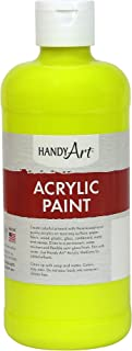 Best neon yellow paint Reviews