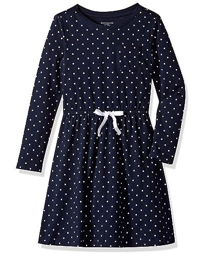 318d9058e Navy Blue Toddler Dress: Amazon.com