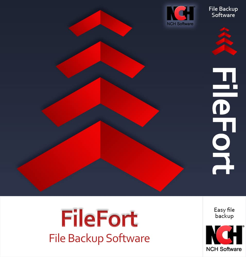 Top New FileFort Backup Software – Automate the Back Up of Your Critical Data and Files [Download]