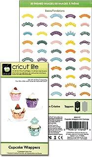 Cricut Lite Cartridge, Cupcake Wrappers