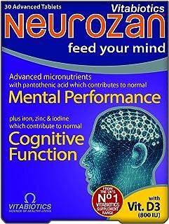 Vitabiotics Neurozan - 30 Tabs