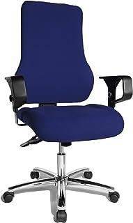 TOPSTAR TO29XG26 Top Point SY Deluxe - Silla de Escritorio de Oficina, Color Azul
